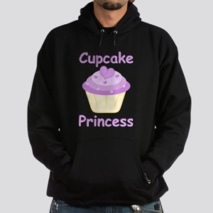 Cupcake Princess Hoodie (dark)