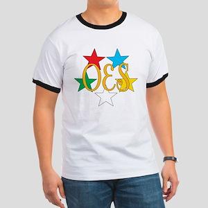 Eastern Star Circle of Stars Ringer T