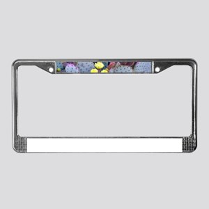 Thank you License Plate Frame