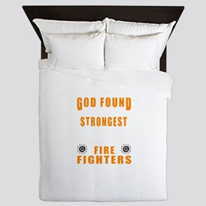 God Found The Strongest Women And Made Queen Duvet