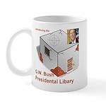 Bush Libary Mug