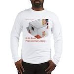 Bush Libary Long Sleeve T-Shirt