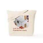 Bush Libary Tote Bag