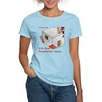 Bush Libary Women's Light T-Shirt
