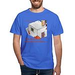 Bush Libary Dark T-Shirt