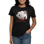 Bush Libary Women's Dark T-Shirt