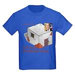 Bush Libary Kids Dark T-Shirt