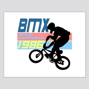 1980's BMX Small Poster