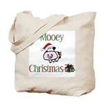 Mooey Christmas Tote Bag