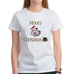 Mooey Christmas Women's T-Shirt
