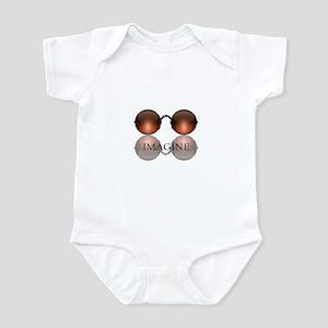 Imagine Rose Colored Glasses Infant Bodysuit
