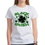 Black irish Women's T-Shirt