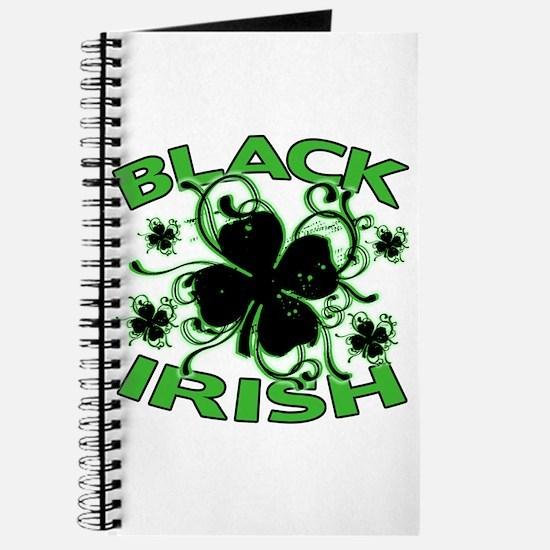 Black Shamrocks Black Irish Journal