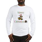 Mooey Christmas Long Sleeve T-Shirt