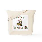 Mooey Christmas Tote Bag