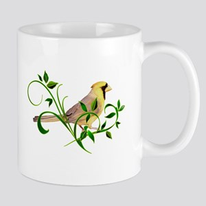 Yellow Cardinal Mug