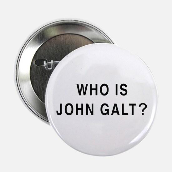 "Who is John Galt? 2.25"" Button"