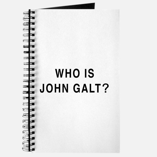 Who is John Galt? Journal