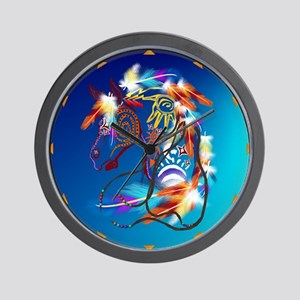 Bright Horse Wall Clock