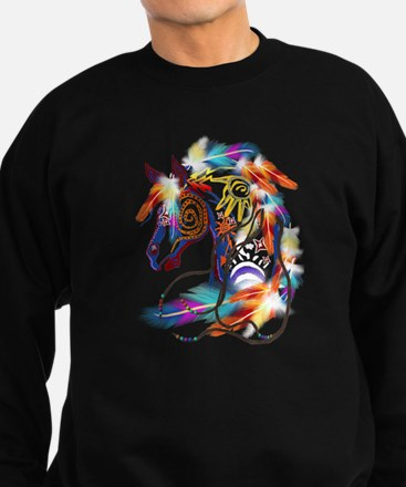 Bright Horse Sweatshirt (dark)