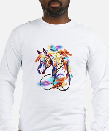 Bright Horse Long Sleeve T-Shirt