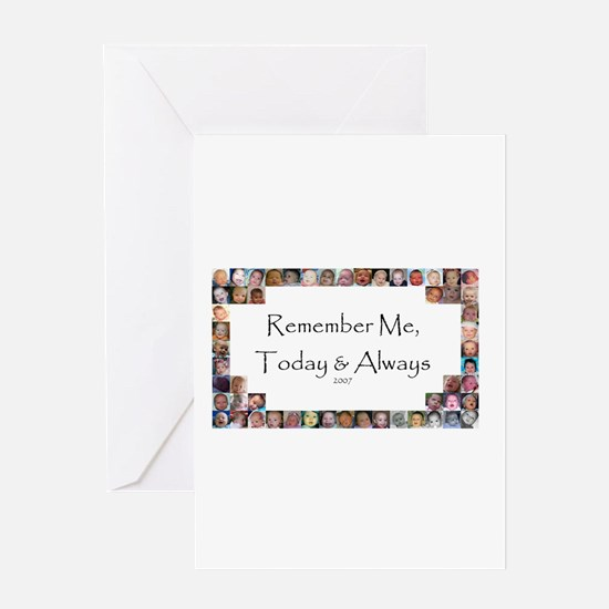 Cute Proceeds Greeting Card