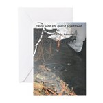 Spring Thaw ~ Cards (Pk of 10)