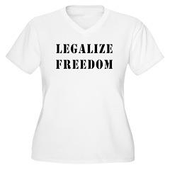 Legalize Freedom T-Shirt