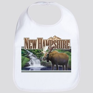 New Hampshire Moose Bib