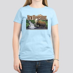 New Hampshire Moose Women's Light T-Shirt