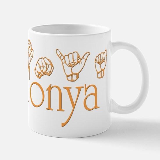 Tonya Mug