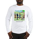 Camel Sues Straw Farmer Long Sleeve T-Shirt