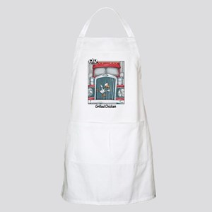 Grilled Chicken BBQ Apron