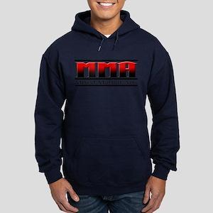 MMA - Mixed Martial Arts Hoodie (dark)