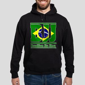 BJJ Brazilian Jiu Jitsu Hoodie (dark)