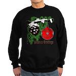 Christmas Red Ball Sweatshirt (dark)