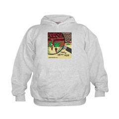 Find the Girl from Perth-large Hoodie