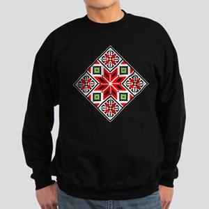 Folk Design 3 Sweatshirt (dark)