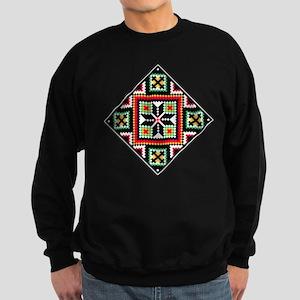 Folk Design 1 Sweatshirt (dark)