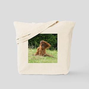 Spikey Head Tote Bag