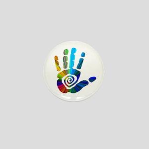 Massage Hand Mini Button