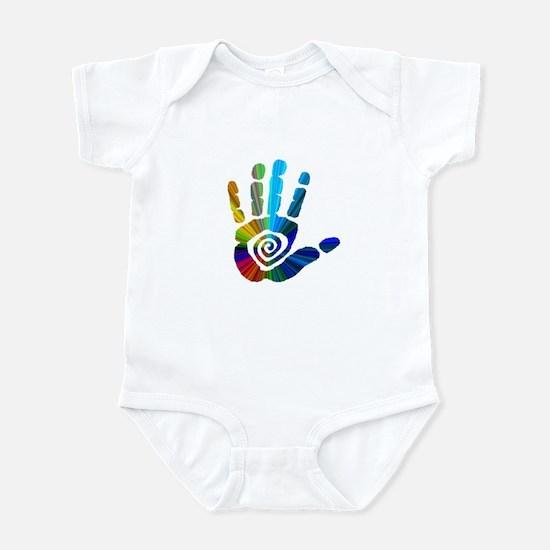 Massage Hand Infant Bodysuit