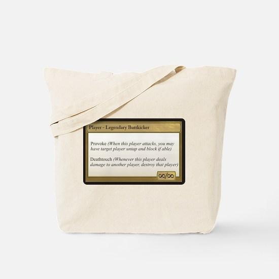 Legendary Buttkicker Tote Bag