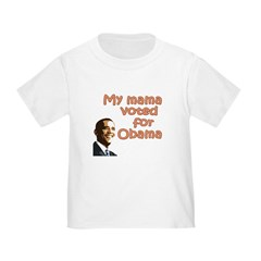 Mama for Obama T