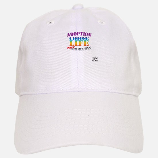 Adoption/No Abortion Baseball Baseball Cap