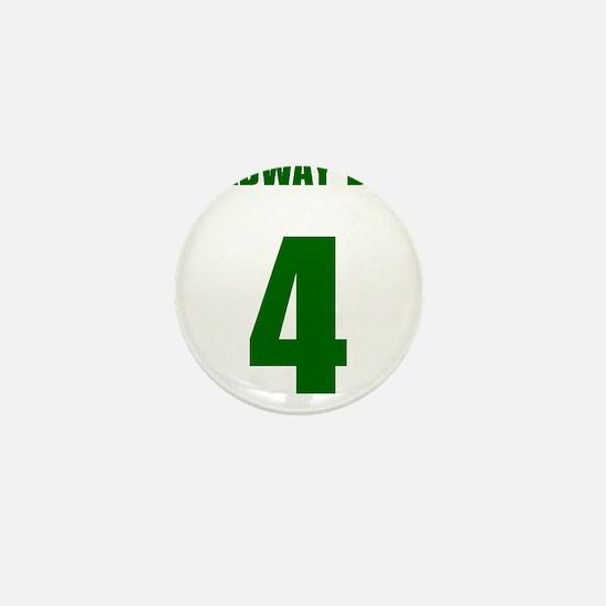 Funny Favre Mini Button