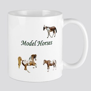 Model Horse Ceramic Travel Mug