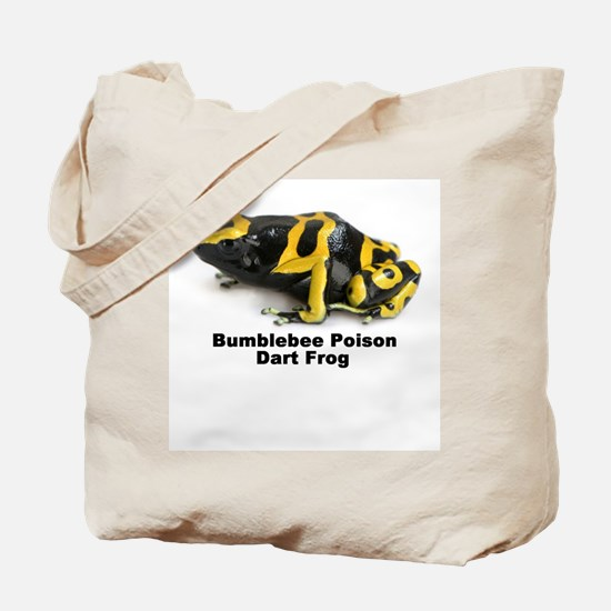 Unique Dart frog Tote Bag