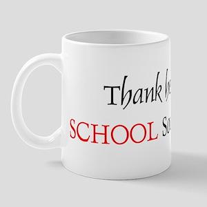 Thank Heaven School SW BRT Mug