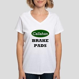 Callahan's Women's V-Neck T-Shirt